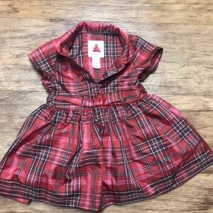 Adorable baby Gap Holiday Dress
